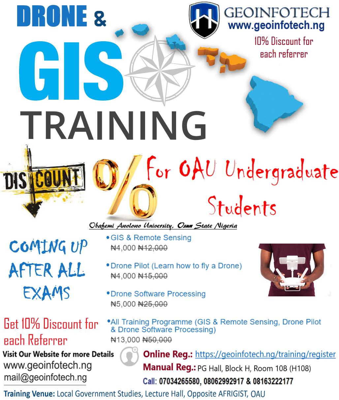 Geoinfotech Training