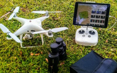 Safety tips to consider when flying drones