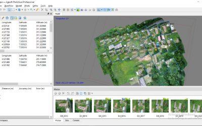 Aerial photography Ile-Ife Osun State