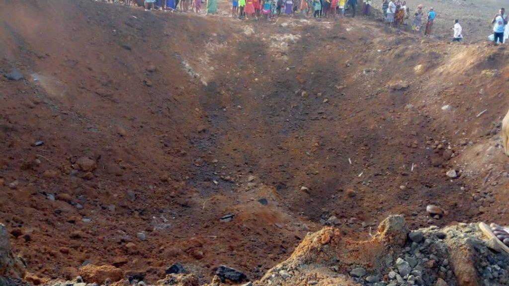 Ondo Akure Explosion