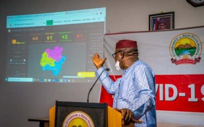 Research on how Fayemi Unveil the use of Geographic Information System in Covid 19