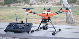 security, construction, surveying and mapping Drones