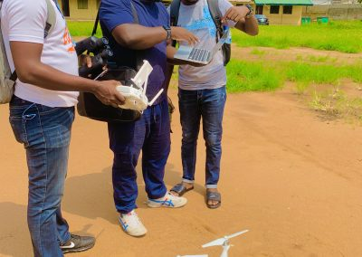 Lagos drone training master class
