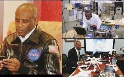 Nigeria- U.S based builder of drone.