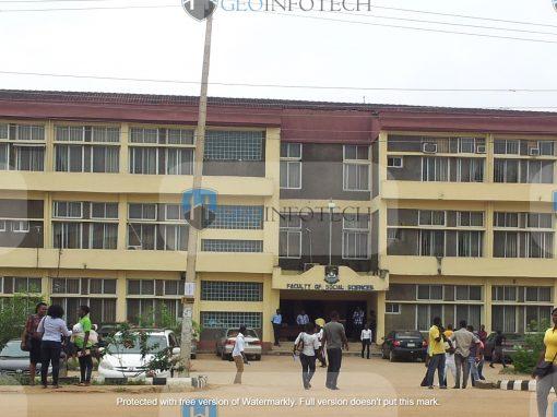 3D Modeling – Lagos State University (FSS)