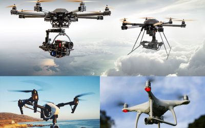 Fast Growing Industries for Drone Operations.