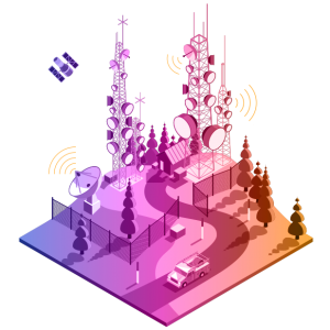 Gis and telecommunications