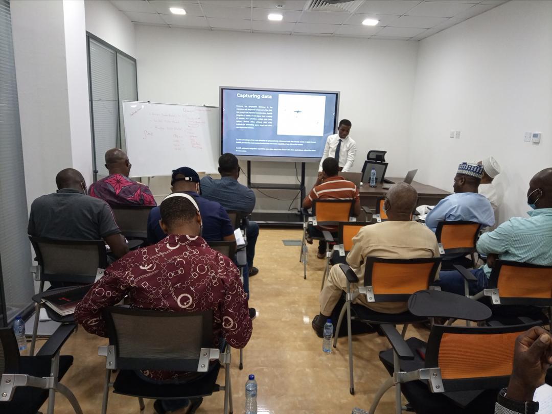 Abuja GIS Training