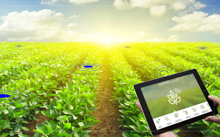 How GIS can be used to Develop Agriculture Sector.