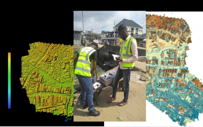 Drainage Drone Mapping and Surveying in Lagos Nigeria