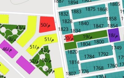GIS Cadastral Mobile Application