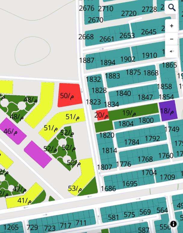 GIS Cadastral Mobile Application