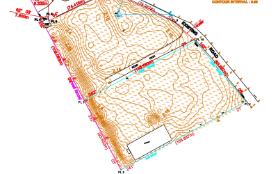 Ground Topography Survey (Lagos Island)