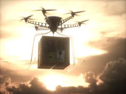 Drones are delivering COVID-19 tests to remote Scottish islands