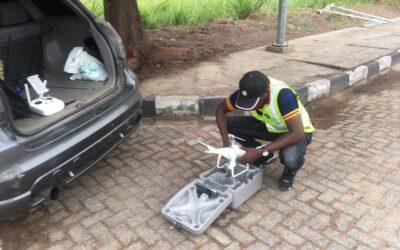Drone Operators in Lagos, Abuja, Nigeria