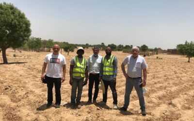 Land Survey – Northern Nigeria