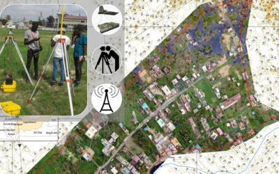 Topographic Surveying and Survey Plan services