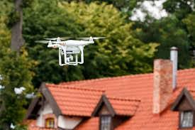 Drone roof survey and property inspection services in Nigeria